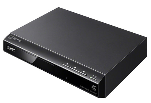 Sony DVD Player with Progressive Scan, JPEG Viewer, MP3 Playback and Energy Star Compliant!