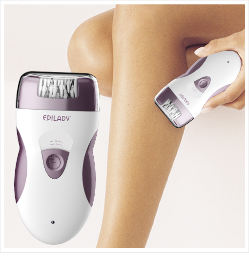 Epilady EP-810-33 Legend Rechargeable Epilator