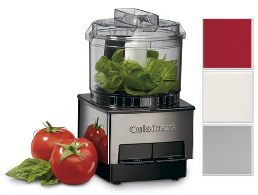 Cuisinart Mini Prep Plus - Brushed Chrome