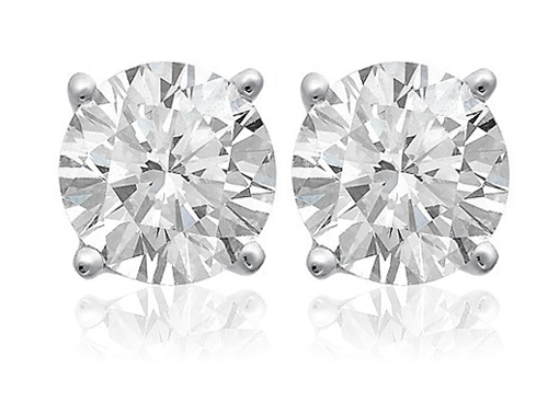 1/4 Ct Diamond Studs