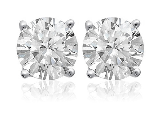 1/5 Ct Diamond Studs