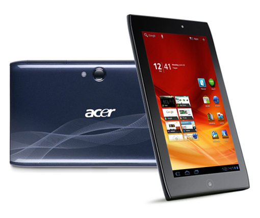"Acer 8GB 7"" Tablet"