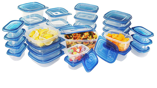 54 Piece Food Storage