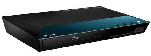 Sony Blu-ray Disc & Streaming Media Player w/Super Wi-Fi, Sony Entertainment Network, Web Browser & DLNA!