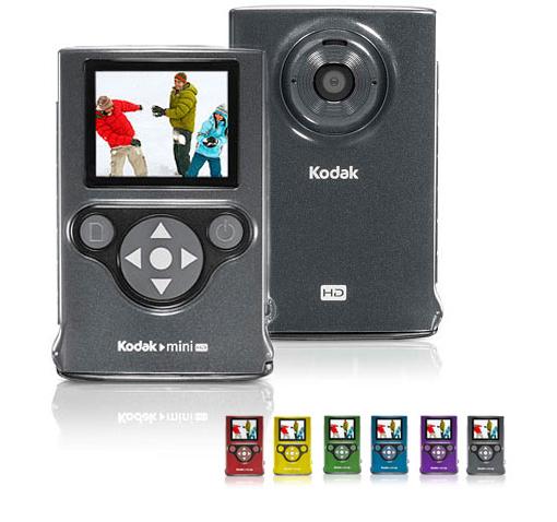 Kodak HD Camcorder