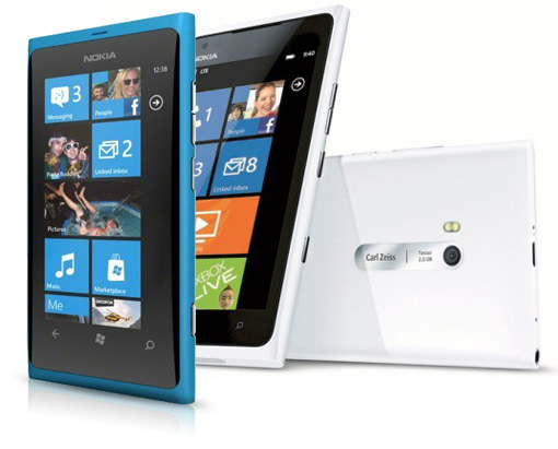 Unlocked Nokia Lumia 900 4G LTE Windows Smartphone w/ 4.3