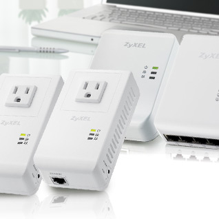 Powerline Kit w/ Ethernet Adapters