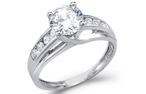 1 Ct Diamond Ring - Size 9