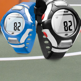 Skechers Heart Rate Monitor Watch - Available for Men or Women!