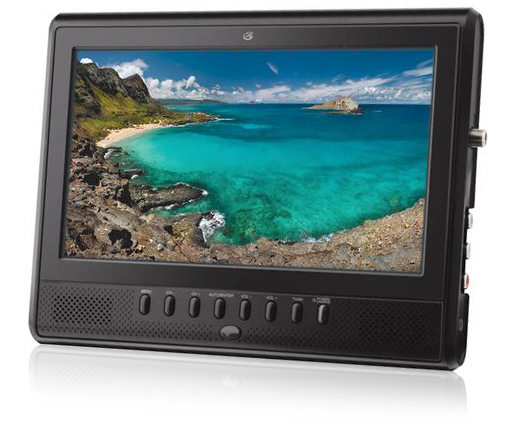 GPX Portable TV
