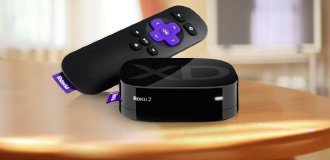 Roku 2 XD 1080p HD Streaming Video Player w/ Wi-Fi, 1,000+ Channels & Full 1080p HD Video Capability!