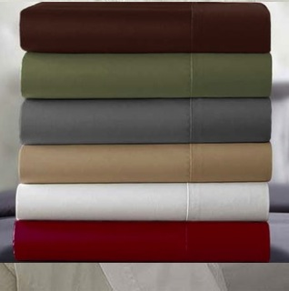 Club Le Med Premium Wrinkle-Free Sheet Set, Available in 6 Luxurious Colors for Twin, Full, Queen, & King!
