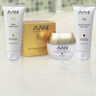 Choice: Avani Dead Sea Mineral Beauty Sets!