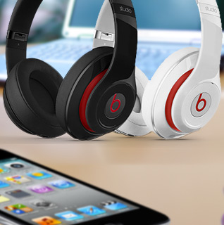 Beats by Dre Studio Over-the-Ear Headphones