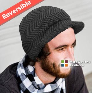 Reversible-hat