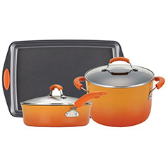 Rachael Ray 15 Pc Cookware!