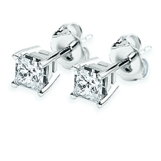 1 1/2 Ct Diamond Studs