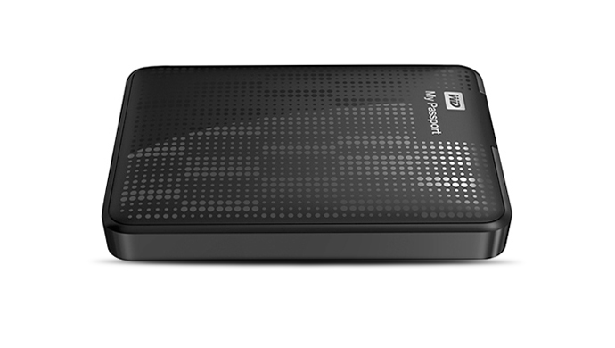 WD 2TB Passport USB 3.0