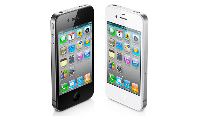 Apple iPhone 4 - Black