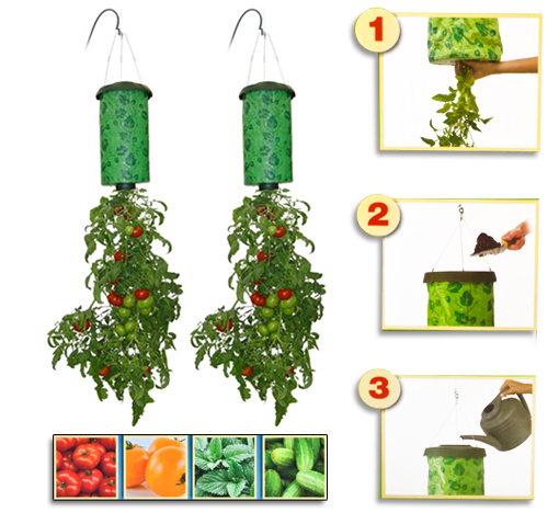 Topsy Turvy Upside Down Tomato Planter 998 Shipped From 1saleaday