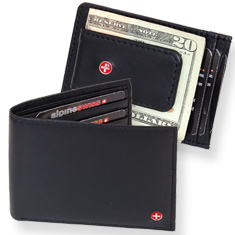 Alpine Swiss Men's Wallets