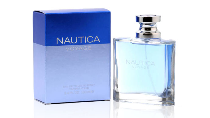 Nautica Voyage for Men by Nautica 3.4 oz. Eau de Toilette Spray!