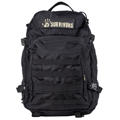12 Survivors Backpack
