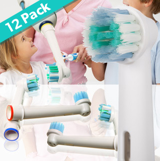Oral-B 12 Pack Toothbrush Heads