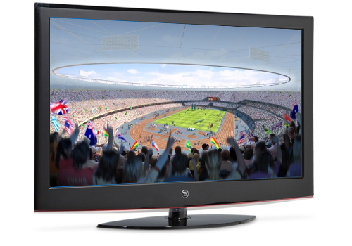 """Westinghouse 32"""" Widescreen 720p HD LED TV w/ HDMI, 100,000:1 Contrast & GreenTV Certifications! at Sears.com"""