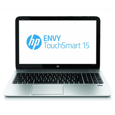 "HP ENVY 15.6"" TouchSmart"