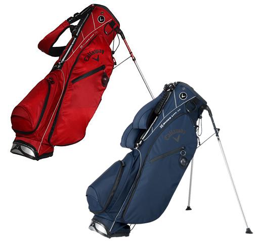 Callaway Hyper Lite 30 Ultra Light Golf Stand Bag Only 4999