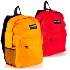 East West Backpacks