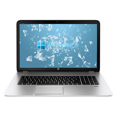 "HP ENVY 17.3"" TouchfSmart"