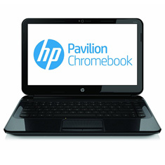 HP Chromebook 14""
