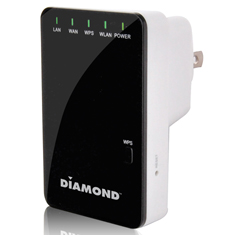 Diamond 4-in-1 Range Extender