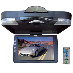 "14"" Roof Mount DVD Player"