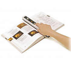 Magic Wand Portable Scanner