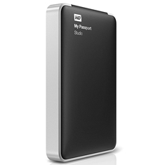 WD 1TB My Passport Studio