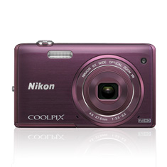 Nikon Coolpix Digital Camera