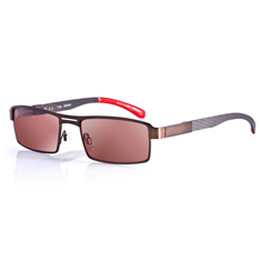 Tumi ZR3 Polarized Brown