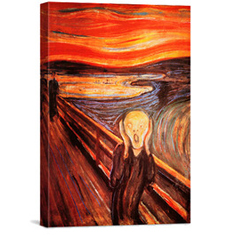 The Scream 18 x 26