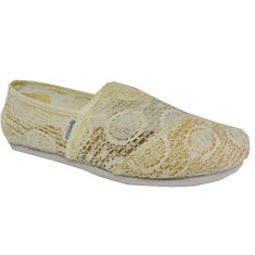 Shoes of Soul Crochet Slip-On