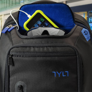 Tylt Energi Backpack w/Battery