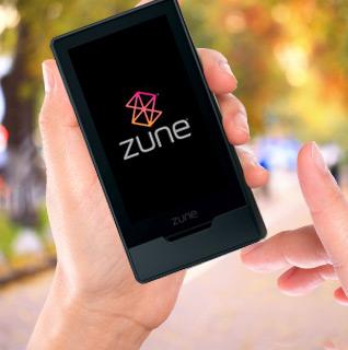 Zune HD 16GB Video & MP3 Player w/ 3.3