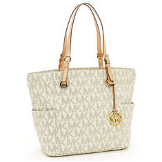 East/West Signature Tote