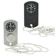 Smith & Wesson Dog Tag Watch