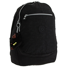 Challenger II Black Backpack