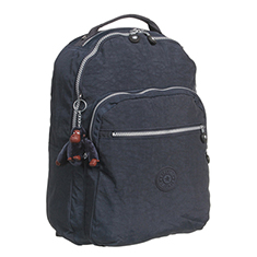 Kipling Blue Seoul Backpack
