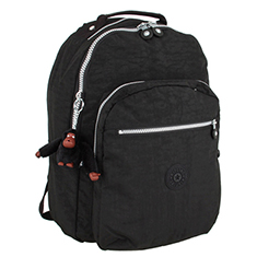 Kipling Black Seoul Backpack