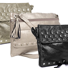 Studded Cross Body